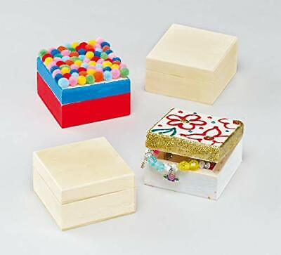 Baker Ross EK1325 Box, For Kids To Paint, Decorate And Personalise For Arts And • 11.99£