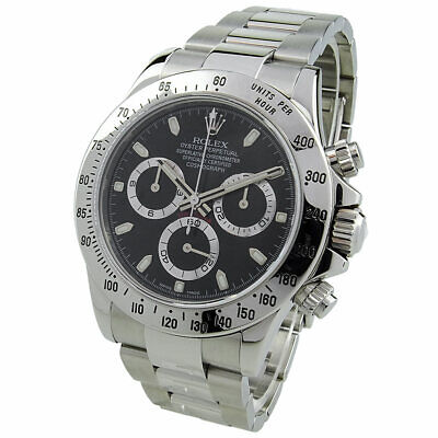 $ CDN32819.41 • Buy Rolex Daytona Cosmograph Stainless Steel Automatic Gents Wristwatch 116520 2015