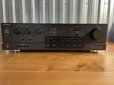 £483.21 • Buy TECHNICS SU-V450 Integrated Amplifier Separate Class AA Phono Stage - POST VGC