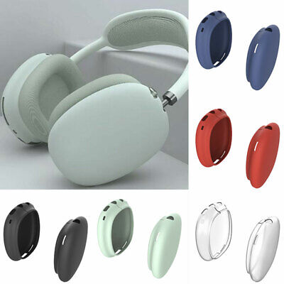 $ CDN5.68 • Buy For Apple AirPods Max Liquid Silicone Full Body Protection Cover Headphone Case