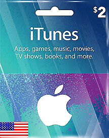 AU9.40 • Buy Apple ITunes Card - App Store US ONLY (Email Delivery)