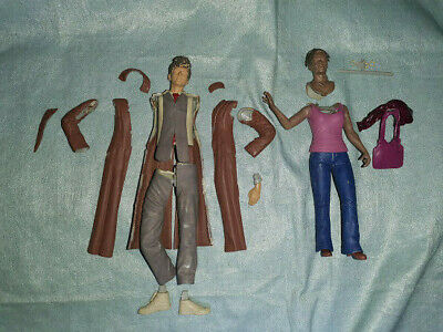 £17.99 • Buy Airfix Dr Who MODEL KIT David Tennant & Martha Figures Started Spares Repair