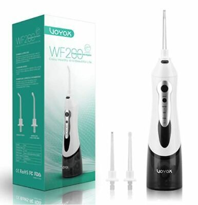 Cordless Water Flossers For Teeth Rechargeable Oral Irrigator Plaque Remover • 22.97£