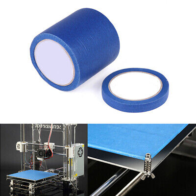 Blue Tape Painters Printing Masking Tool For Reprap 3D Printer Hot Bed Pla YW8P • 13.63£