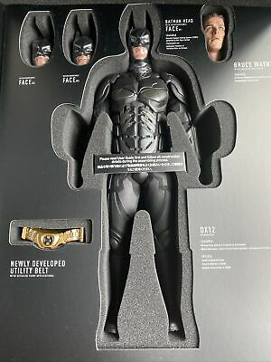 $ CDN697.79 • Buy Hot Toys DX12 Batman The Dark Knight Rises 1/6 Scale Figure NRFB First Release