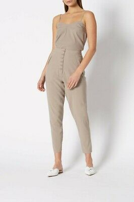 AU54.95 • Buy Worn Once - Scanlan Theodore Silk Button Pants In 'clay'- Sz 12 - Rrp $280!!