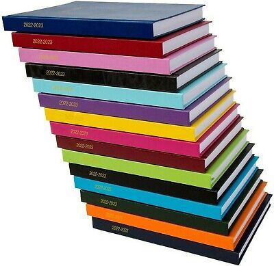 £3.99 • Buy 2021-2022 Academic A5 A4 Day To Page Week To View Diary School Year Hardback