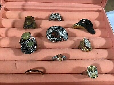 $ CDN44.39 • Buy Antique Vintage Estate Rings Jewelry Lot