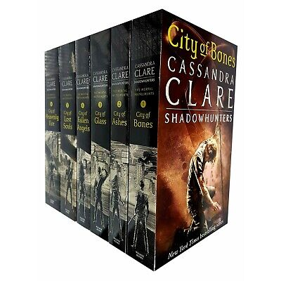The Mortal Instruments: 6 Book Collection • 15£