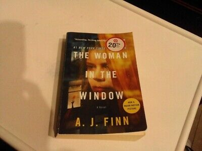 AU5.55 • Buy THE WOMAN IN THE WINDOW By A.J. Finn [2020] -- Trade Paperback / LIKE NEW