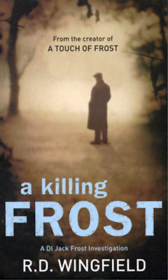A Killing Frost, R.D. Wingfield, Used; Good Book • 3.49£
