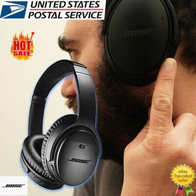 $ CDN295.90 • Buy Bose QuietComfort 35 II Wireless Headphones - QC35 II Black