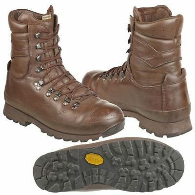 £28 • Buy Altberg Brown Combat Boots - Grade 1 - Various Sizes - Cadet - British Army