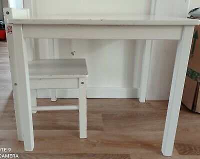 Ikea Table And Chair (Children's) • 0.99£