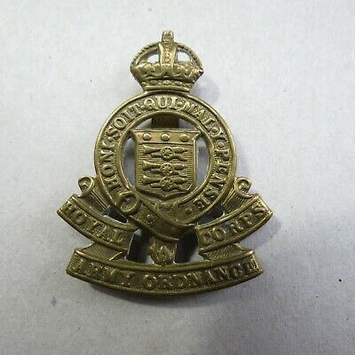 Military Cap Badge Royal Army Ordnance Corps British Army  • 3.50£