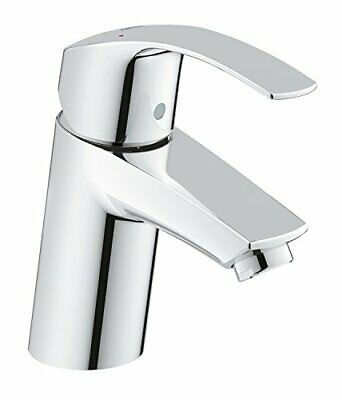 GROHE 3246720L Eurosmart Basin Tap With Smooth Tap Body - Universal Pressure • 65.99£