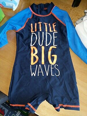 Splash Suit 12-18 Months • 3.20£