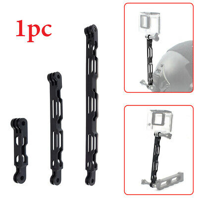 AU14.99 • Buy Practical Camera Accessories Durable Extension Arm Aluminium Alloy For GOPRO