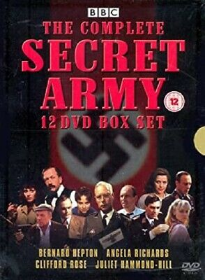 £29.99 • Buy Secret Army   Complete Series 1-3                 Fast  Shipping