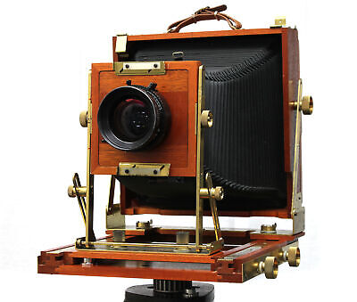 £1849 • Buy Zone IV 8x10 Large Format Field Camera And Fitted With Beattie Screen. USA Made