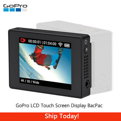 $ CDN108.97 • Buy GoPro LCD Touch Screen Accessories BacPac ALCDB-301 For GoPro Hero 3/3 4