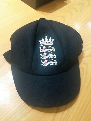England 3 Lion Wool Test Cricket Cap With Embroided Logo  • 11.99£