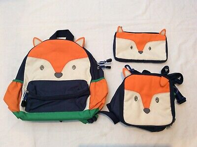 Mini Boden Lunch Box , Pencil Case ,Backpack  Set . • 14£