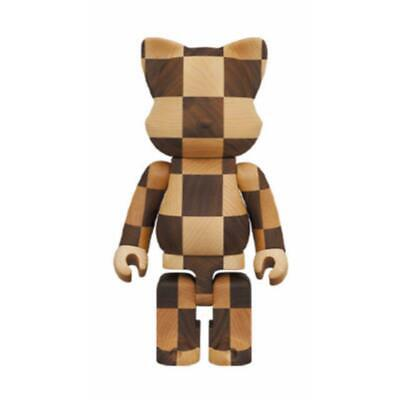 $1360 • Buy NEW BE@RBRICK NY@BRICK Karimoku CHESS 400% Medicom From Japan F/S