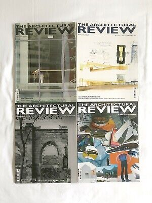 £14 • Buy The Architectural Review 2007
