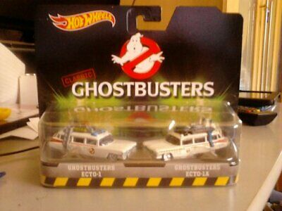 Hot Wheels The Real Ghostbusters Ecto 1 And Ecto 1a • 10£