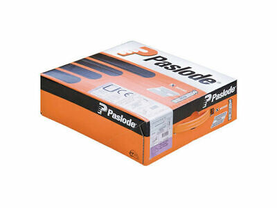 Paslode 141234 90mm Smooth Galv+ Nails IM350 2200pc • 1.20£