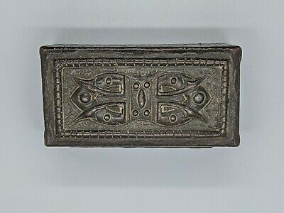 £65 • Buy Craftsman Made Pewter Arts And Crafts Snuff Box Art Nouveau Liberty Style