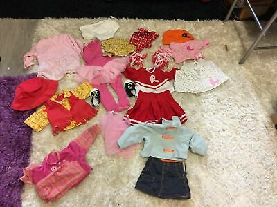 £28 • Buy SMOBY 24  DOLL ROBY/ROSIE/ROXANNE ETC Shoe Clothes BUNDLE