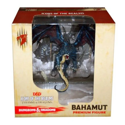 AU92.95 • Buy Dungeons & Dragons Icons Of The Realms Bahamut Premium Miniature NEW