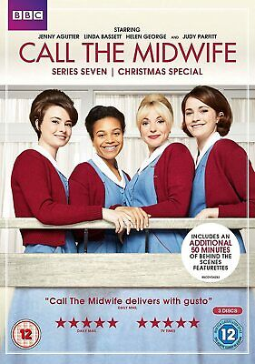 Call The Midwife - Series 7 (DVD) • 9.95£