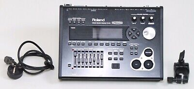 AU2387.82 • Buy Roland TD-30 Drum Brain Module V-Drums With Power Supply And Mount