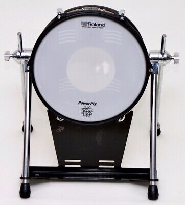 AU495.59 • Buy Roland KD-120 Electronic Bass Drum Trigger Pad For Electric TD Kit