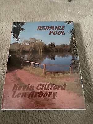 AU207.39 • Buy Signed Redmire Pool 1st Edition Rare Carp Fishing Book Vgc
