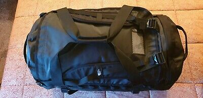 The North Face Base Camp Duffel Large - Black In Excellent Condition • 60£