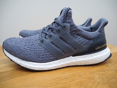 AU150 • Buy Adidas Ultra Boost UltraBOOST 3.0 Mystery Grey US 8 UK 7.5 - Brand New
