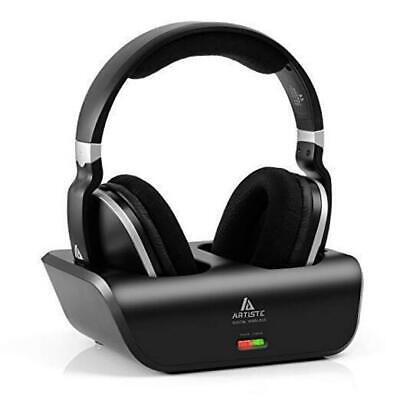 $ CDN140.21 • Buy  Wireless TV Headphones Over Ear Headsets - Digital Stereo Headsets With 2.4GHz