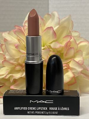 $21.95 • Buy MAC Amplified Creme Lipstick -BLANKETY- New In Box - Authentic - Fast/Free Ship