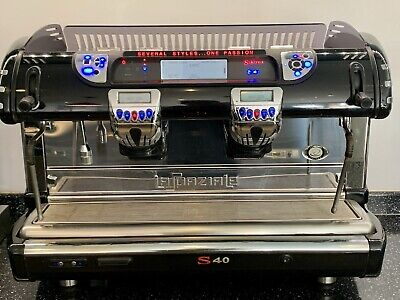 £3500 • Buy La Spaziale Commercial S40 Selectron Coffee Machine 2 Group Heads