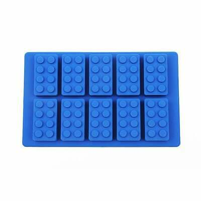 £3.99 • Buy Building Brick Silicone Mould Sugar Craft Chocolate Fondant Jelly Sweet Soap