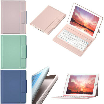 AU50.07 • Buy For IPad 10.2 7th 8th Gen Air 3 4 Pro 10.5 11 2020 Keyboard Case With Pen Holder