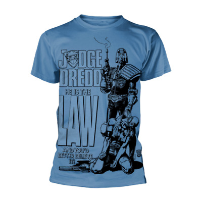 Judge Dredd 'He Is The Law' T-Shirt • 5£