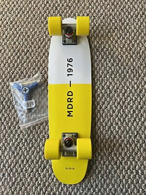 "AU87.71 • Buy Madrid Skateboard Complete 70s Style Dog Town Days 26"" X 6.75"" New"