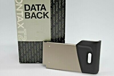 $ CDN111.12 • Buy [MINT] Titanium Back Cover Film Door Replacement Part For Contax T2 From Japan