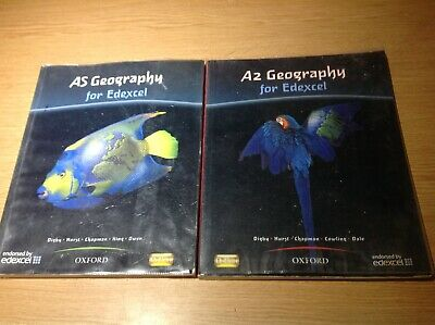 £6.99 • Buy A2 Geography For Edexcel And AS Geographygood Used