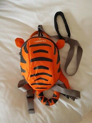 LittleLife Tigger Toddler Backpack With Detachable Rein  • 8.90£